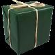 Cadeaupapier -dessin 892- groen 30cm x 250m  Tpk348923