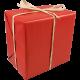 Cadeaupapier -dessin 894- rood 30cm x 250m Tpk348943