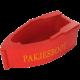 Houten pakjesboot Sinterklaas 20x10x7cm Tpk479209