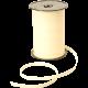 Krullint paper-look crème 7mm x 250m Tpk710200