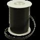 Krullint poly zwart 10mm x 250m Tpk710310