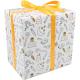 Cadeaupapier Sint & Piet 50cm 200m Tpk767105