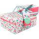 Cadeaupapier -confetti roze- 30cm x 200m Tpk349473