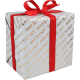 Cadeaupapier Sint & Piet 30cm 200m Tpk767063