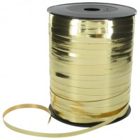 Krullint metallic goud 4,8mm x 500m Tpk710402