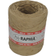 Raffia poly 15mm naturel Tpk713188